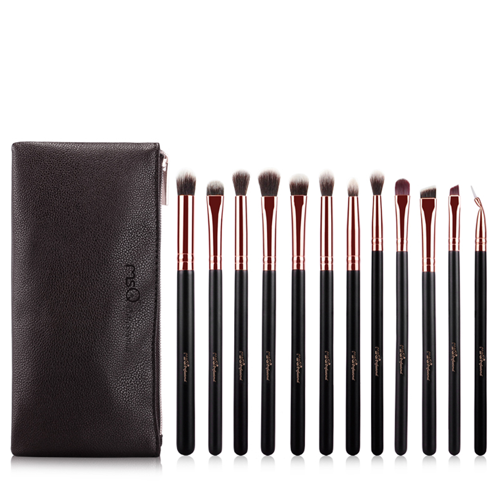 Eyeshadow Makeup Brush Set (12 pcs)