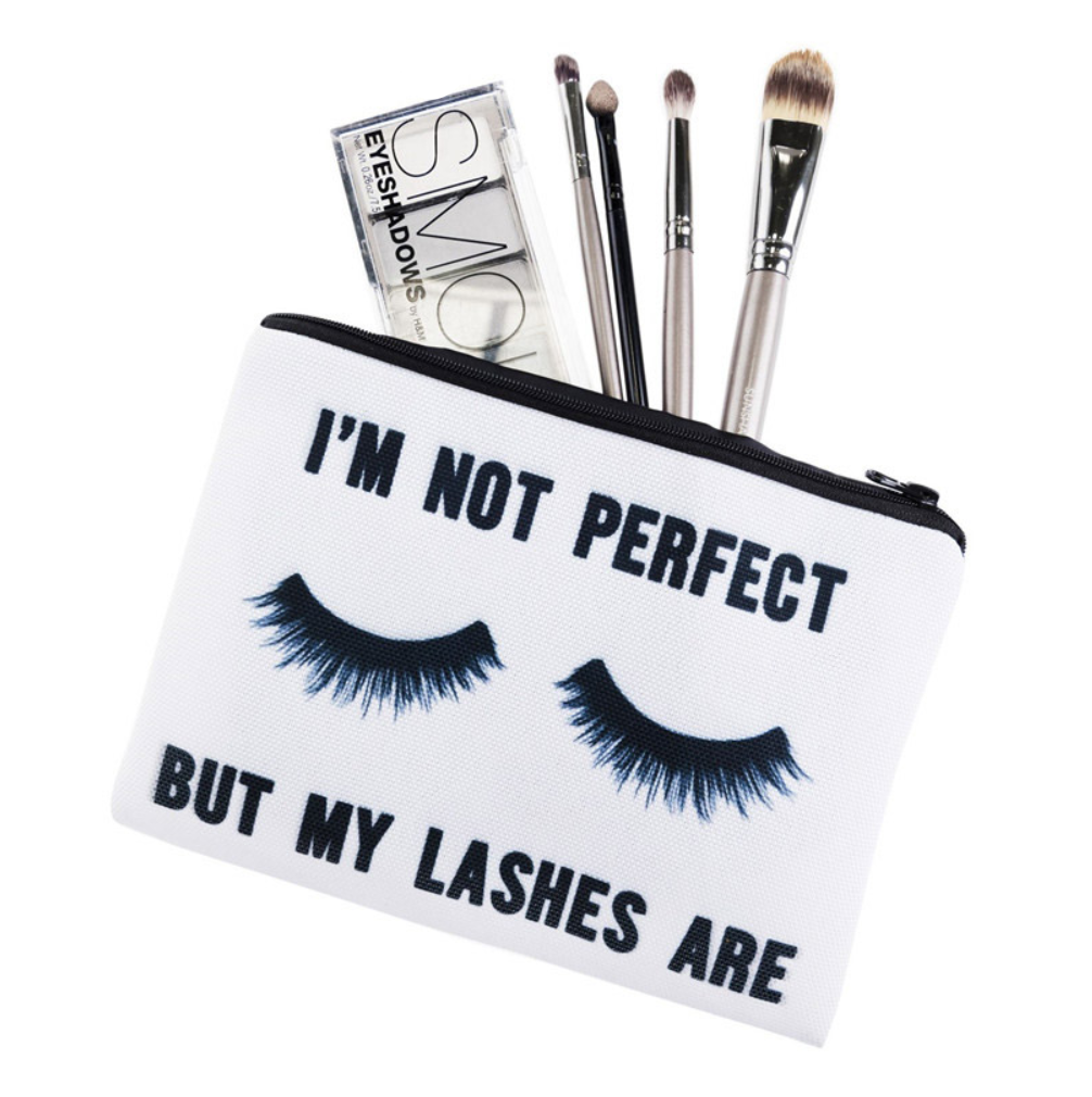 Personalized Portable Cosmetics Bag