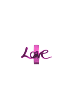Load image into Gallery viewer, pink love charm