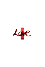 Load image into Gallery viewer, red love charm