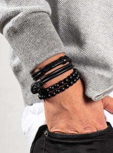 Unconditional Leather Bracelet