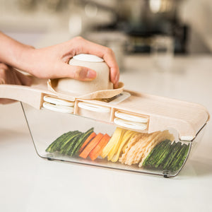 Manual Vegetable Cutter Mandoline Slicer