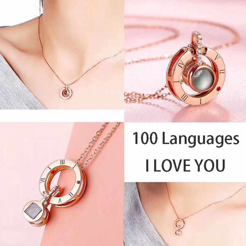 Love Projection Pendant Necklace的圖片搜尋結果