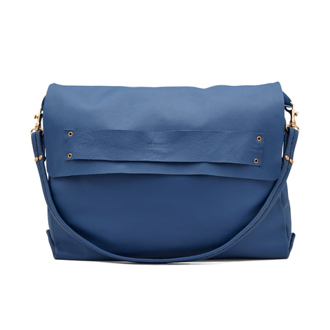 The Statement Belt Bag in Cobalt Blue
