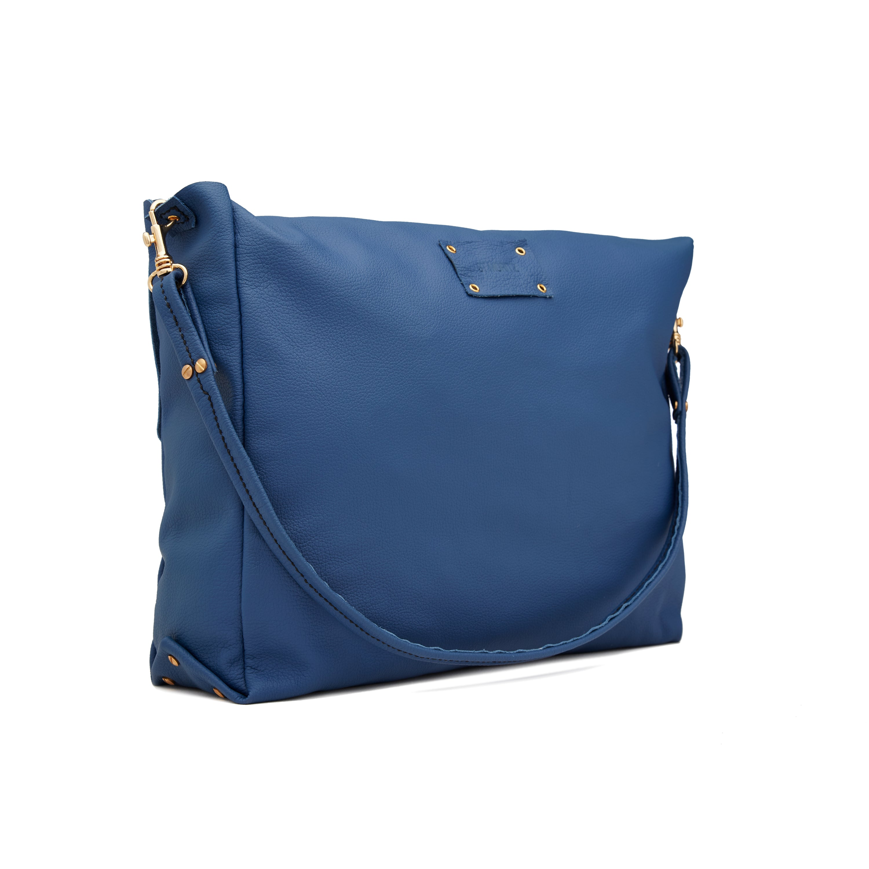The Tote in Cobalt Blue