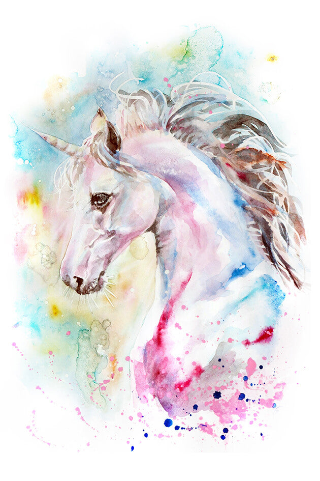 Unicorn Canvas