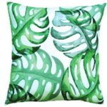 Monterio Green Outdoor Cushion