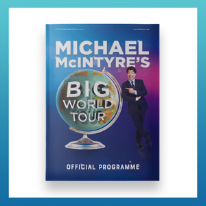 Big World Tour Official Programme