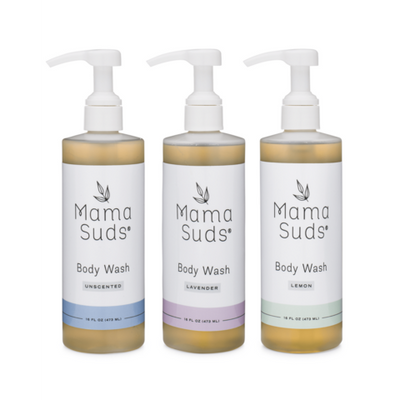 Mama Suds -Body  Wash Soap 16oz