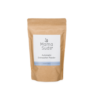 Mama Suds Dishwasher Powder