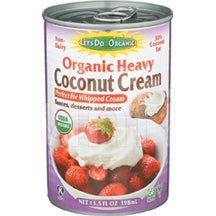 Let's Do...Organic -Coconut Cream ,OG2, Heavy - 13.5oz - AIP Marketplace at Vivi Puro