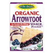 Let's Do...Organic - Arrowroot Starch - 6oz - AIP Marketplace at Vivi Puro