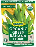 Let's Do...Organic - Green Banana Flour - 14oz. - AIP Marketplace at Vivi Puro