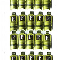 Kasandrinos - Organic Extra Virgin Greek Olive Oil 12ml Travel Packets - 20pk - AIP Marketplace at Vivi Puro