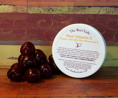 The Beet Lady -Real Vitamin C - 5.4 oz