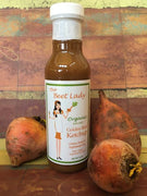 The Beet Lady - Golden Beet Ketchup - Organic & Non-GMO - AIP Marketplace at Vivi Puro
