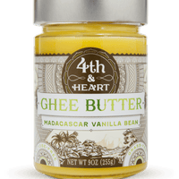 4th & Heart- Vanilla Bean Ghee Butter - AIP Marketplace at Vivi Puro