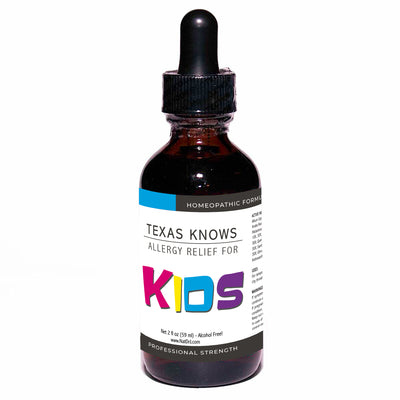 NatDrJ - Texas Knows Allergy Relief for Kids - 2 fl.oz