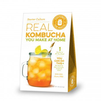 Cultures for Health - Kombucha Starter Culture - AIP Marketplace at Vivi Puro