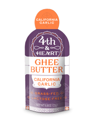 4th & Heart- California Garlic On The Go - .08 size packs - AIP Marketplace at Vivi Puro