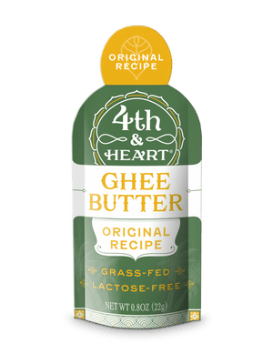 4th & Heart- Ghee On The Go - .08 size packs - AIP Marketplace at Vivi Puro