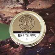 Woodland Herbal - Nine Thieves - All Natural Salve for Immunity