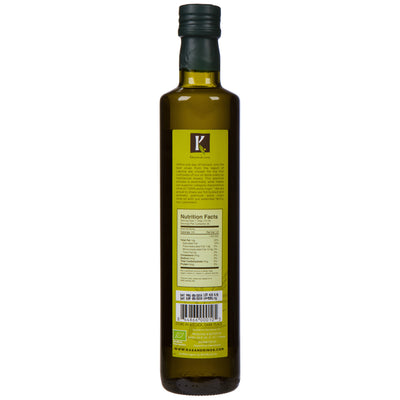 Kasandrinos - 2017 Harvest Kasandrinos Organic Extra Virgin Olive Oil - 500 ML Bottle(16.9oz) - AIP Marketplace at Vivi Puro