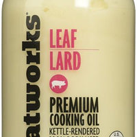 Fatworks - Pure Pork Leaf Lard, Free Range & Pasture Raised, 14oz - AIP Marketplace at Vivi Puro