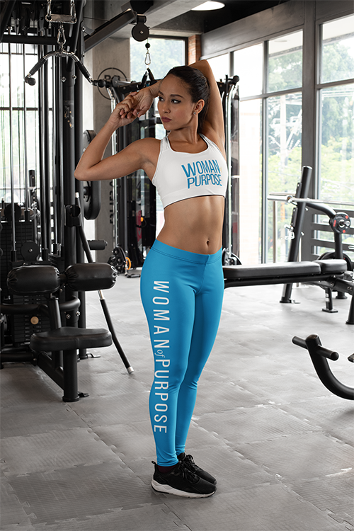 Woman of Purpose Leggings