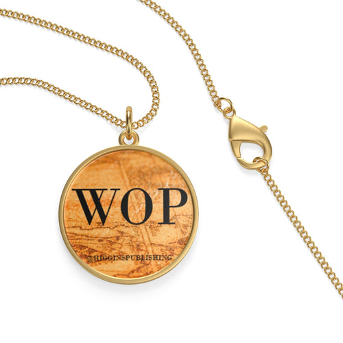 WOP Loop Necklace