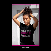 Load image into Gallery viewer, Limited Edition Black Girls Rock T-Shirt