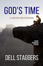 Load image into Gallery viewer, God's Time by Dell Staggers