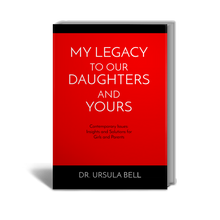 Load image into Gallery viewer, My Legacy to Our Daughters and Yours - Higgins Publishing