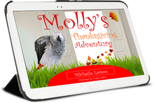 Load image into Gallery viewer, Molly's Thanksgiving Adventure - Higgins Publishing