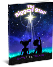 Load image into Gallery viewer, The Biggest Star - Higgins Publishing