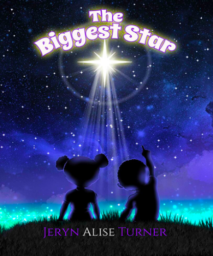 Grief Book For Children - The Biggest Star