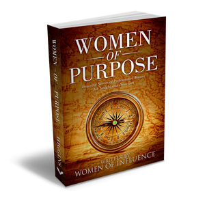 Women of Purpose Anthology (Side Angle)