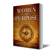 Load image into Gallery viewer, Women of Purpose Anthology (Front Angle)