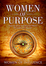 Load image into Gallery viewer, Women of Purpose Anthology Front Cover