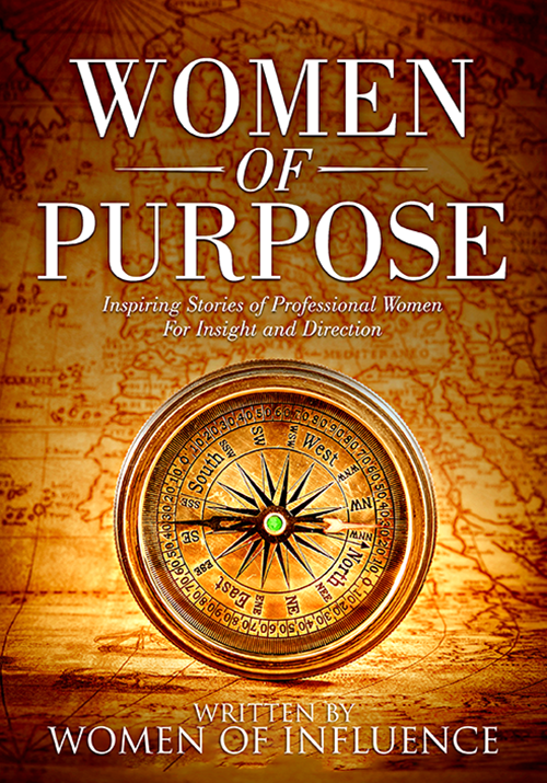 Women of Purpose Anthology Front Cover