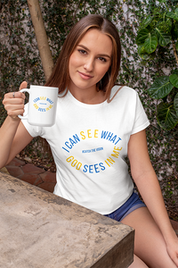 I Can See T-Shirt
