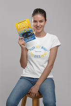 Load image into Gallery viewer, women of purpose tshirt and book 2019