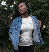 Load image into Gallery viewer, women of purpose tshirt 2019