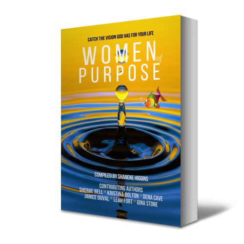 women of purpose book cover