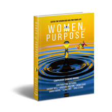Load image into Gallery viewer, women of purpose book cover hardcover