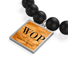 Load image into Gallery viewer, WOP Onyx Bracelet