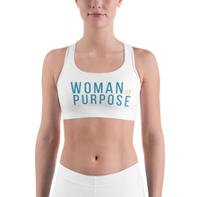 Load image into Gallery viewer, Women of Purpose Sports Bra