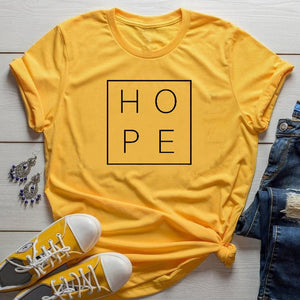 Hope Christian T-Shirt - Higgins Publishing