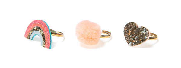 Rockahula rings for kids