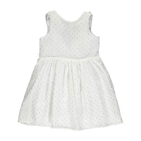 Jewel Dress: Ivory Star